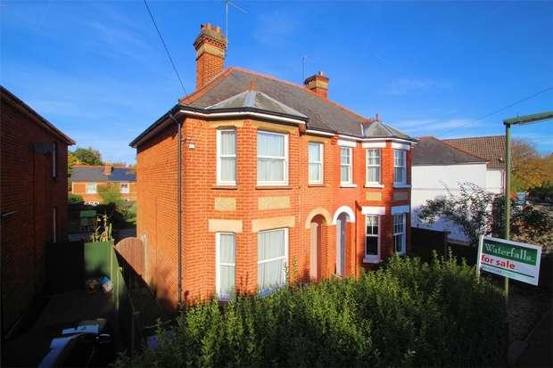 4 Bedrooms Semi Detached House for sale in Hook Heath, Woking, Surrey