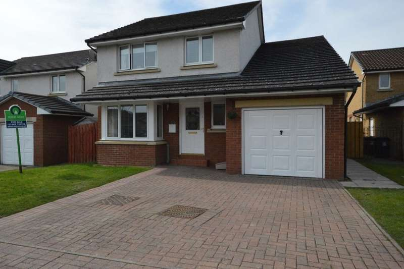 4 Bedrooms Detached House for sale in Goulden Place, Dunfermline, KY12