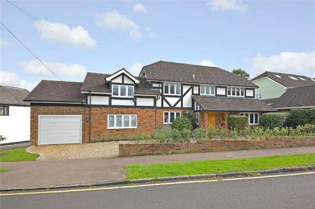 5 Bedrooms Detached House for sale in Gills Hill Lane, Radlett, Hertfordshire