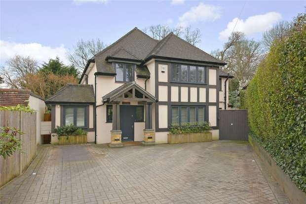 4 Bedrooms Detached House for sale in 9 The Rose Walk, Radlett, Hertfordshire