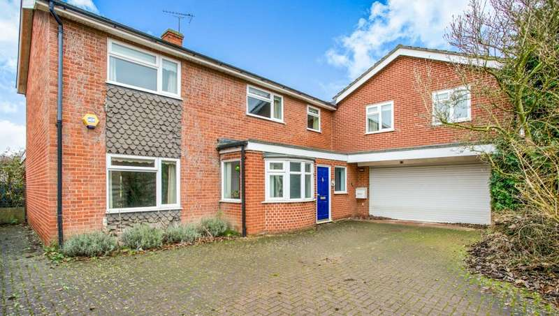 5 Bedrooms Detached House for sale in Pelham, Hamilton Road, Newmarket, Suffolk, CB8 0NQ