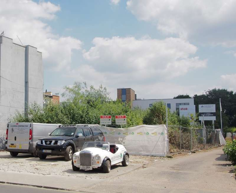 Land Commercial for sale in Staines Road, Bedfont, Middlesex, TW14 8BP