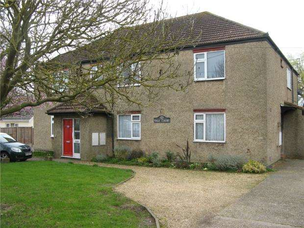2 Bedrooms Apartment Flat for sale in Vale Court, Bedford Road