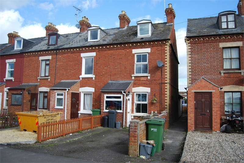 3 Bedrooms End Of Terrace House for sale in Avenue Terrace, Stonehouse, Gloucestershire