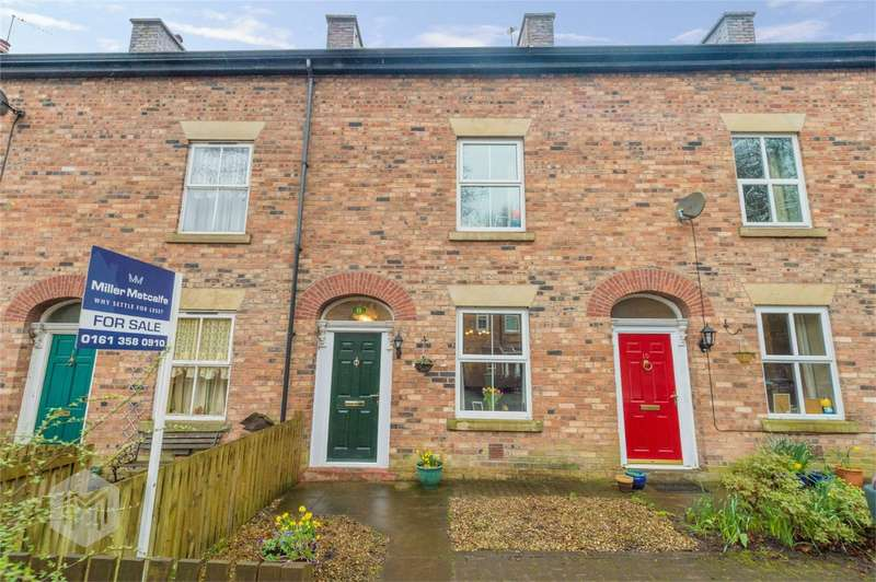 3 Bedrooms Terraced House for sale in Thorn Street, Summerseat, Bury, Lancashire