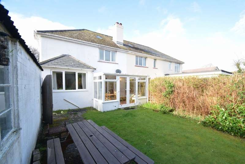 3 Bedrooms Semi Detached House for sale in Stoborough