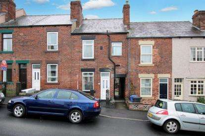 3 Bedrooms Terraced House for sale in Clarence Road, Hillsborough, Sheffield