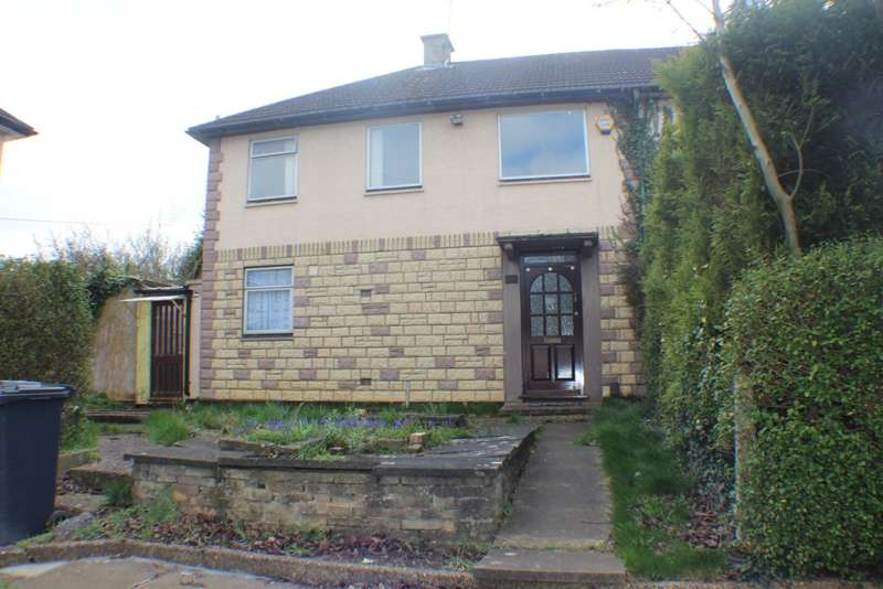 3 Bedrooms Semi Detached House for sale in Cordery Road, Leicester, LE5