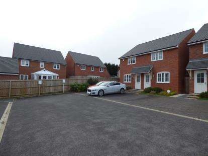 2 Bedrooms Semi Detached House for sale in Suffolk Way, Church Gresley, Swadlincote, Derbyshire