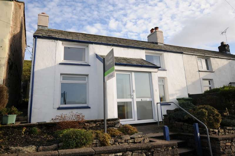2 Bedrooms Semi Detached House for sale in Chapel Terrace, Tebay