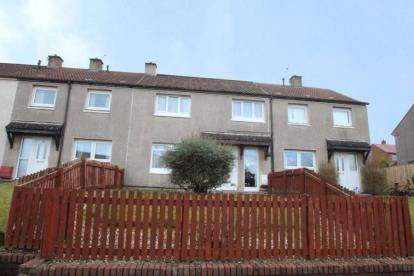 3 Bedrooms Terraced House for sale in Carnegie Place, Glenrothes