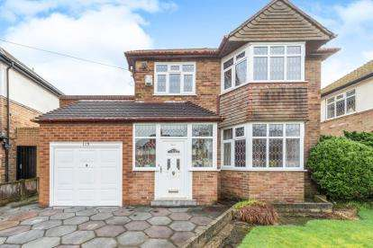 3 Bedrooms Detached House for sale in Childwall Park Avenue, Childwall, Liverpool, Merseyside, L16