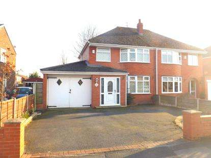 3 Bedrooms Semi Detached House for sale in Cherry Tree Avenue, Penketh, Warrington, Cheshire