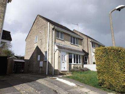 3 Bedrooms Detached House for sale in Longtree Close, Tetbury, Gloucestershire