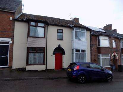 3 Bedrooms Terraced House for sale in Stanley Street, Swadlincote, Derbyshire