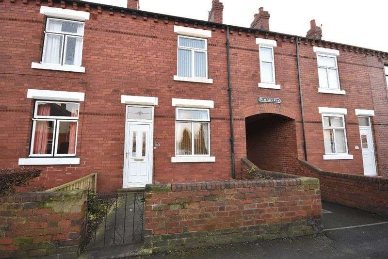 3 Bedrooms Terraced House for sale in Newton Hill, Wakefield