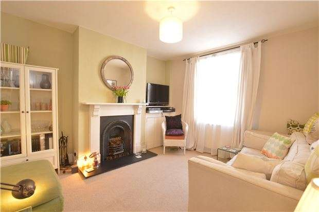 2 Bedrooms Terraced House for sale in Edward Street, ABINGDON, Oxfordshire, OX14 1DJ