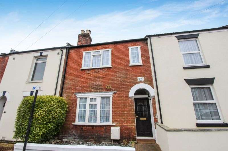 3 Bedrooms Terraced House for sale in Inner Avenue