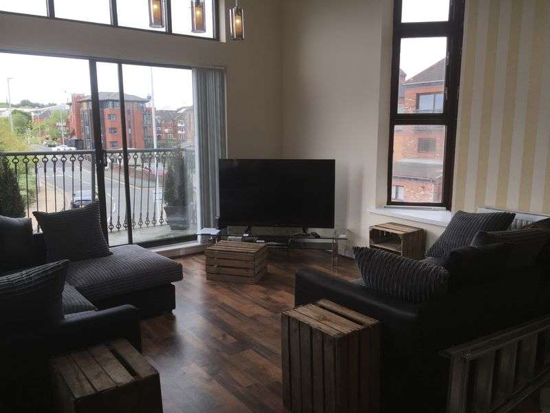 3 Bedrooms Flat for sale in Mariners Wharf, Liverpool