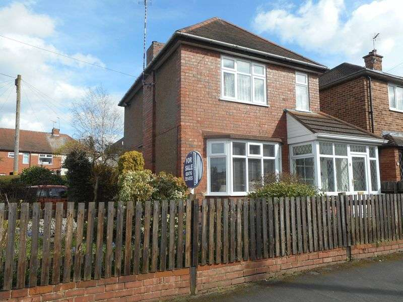 2 Bedrooms Detached House for sale in Hall End, Attleborough, Nuneaton