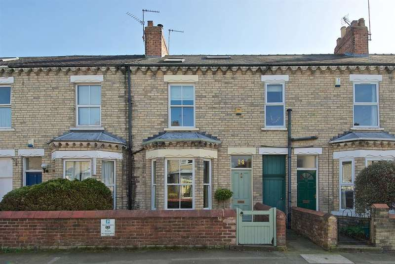 2 Bedrooms Terraced House for sale in Emerald Street, York, YO31 8LQ