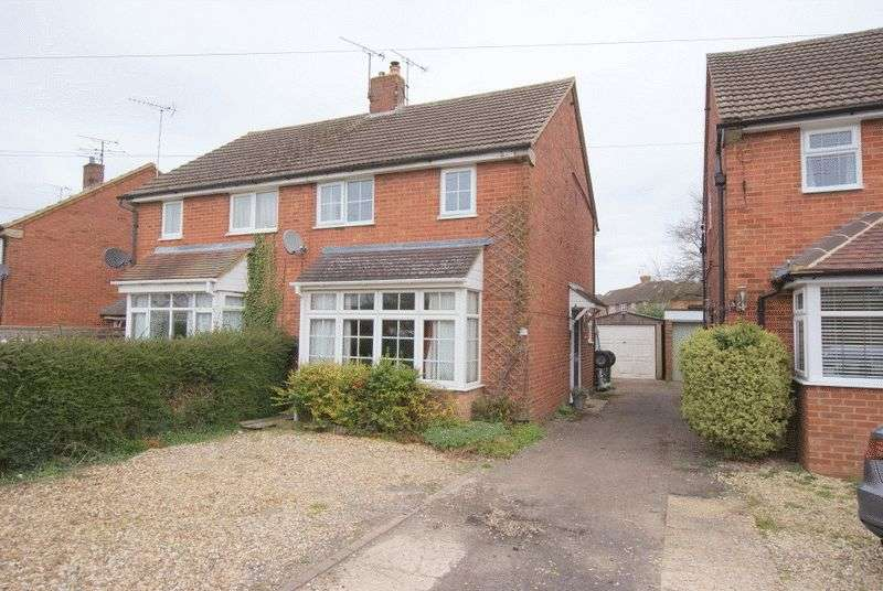 2 Bedrooms Semi Detached House for sale in Carrington Crescent, Wendover