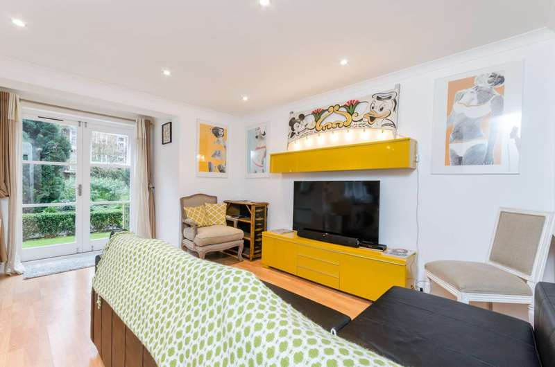 1 Bedroom Flat for sale in Brompton Park Crescent, Fulham, SW6