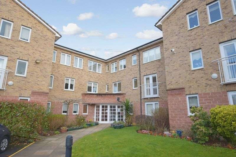 2 Bedrooms Retirement Property for sale in Roby Court, Liverpool, L36 4NA