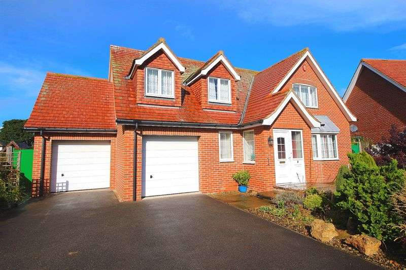4 Bedrooms Detached House for sale in Sycamore Park, Scarborough
