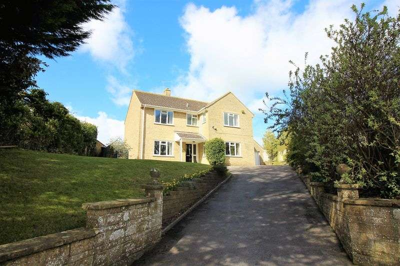 4 Bedrooms Detached House for sale in Water Street, Seavington