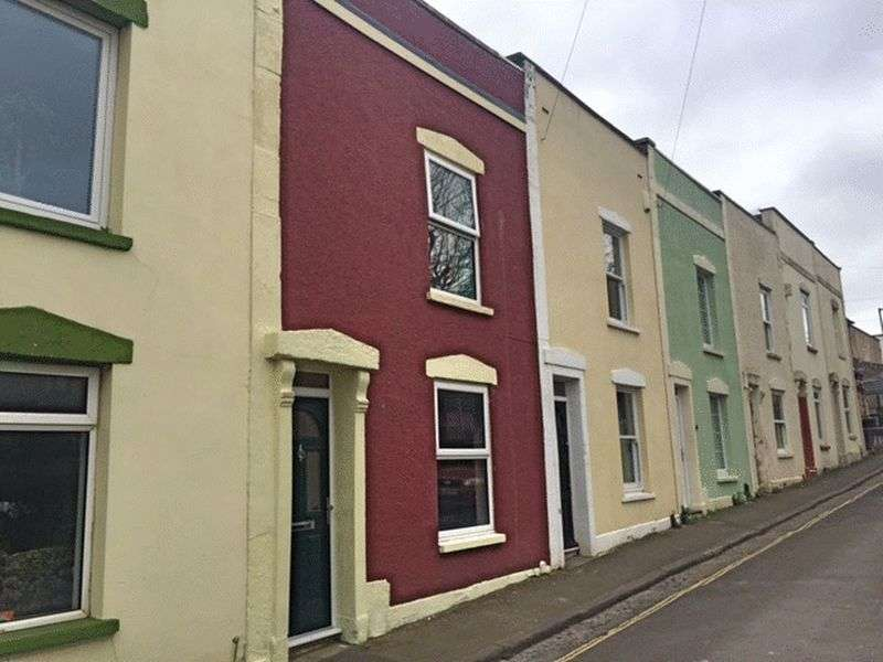 2 Bedrooms Terraced House for sale in Albert Parade, Bristol