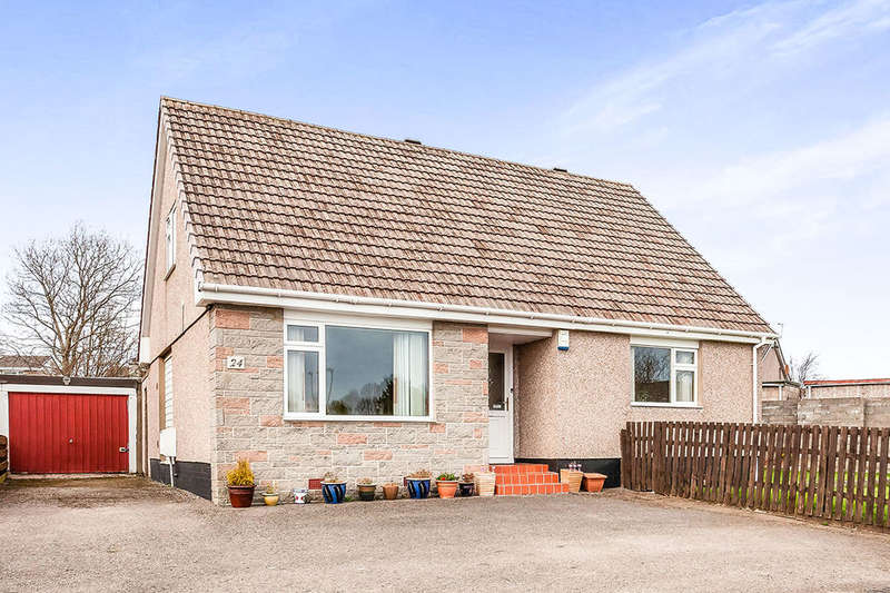 4 Bedrooms Detached House for sale in Malcolm Crescent, Monifieth, DUNDEE, DD5