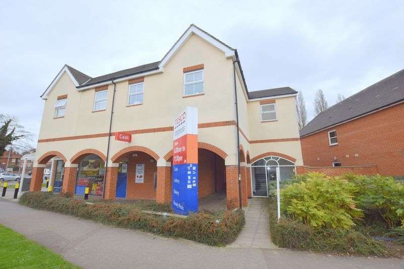 2 Bedrooms Flat for sale in Newton Road, Bletchley