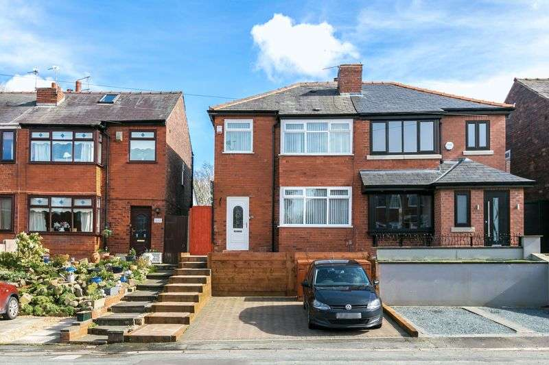 3 Bedrooms Semi Detached House for sale in Chorley Road, Standish, WN1 2SX