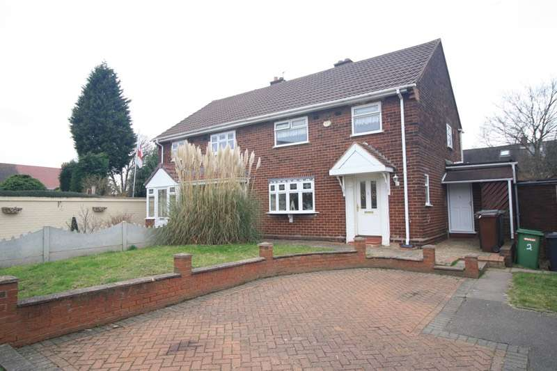 3 Bedrooms Detached House for sale in Trentham Rise, Wolverhampton, West Midlands, WV2