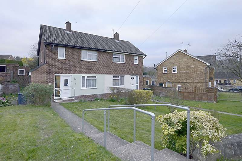 2 Bedrooms Semi Detached House for sale in Hicks Farm Rise, High Wycombe, Buckinghamshire, HP13