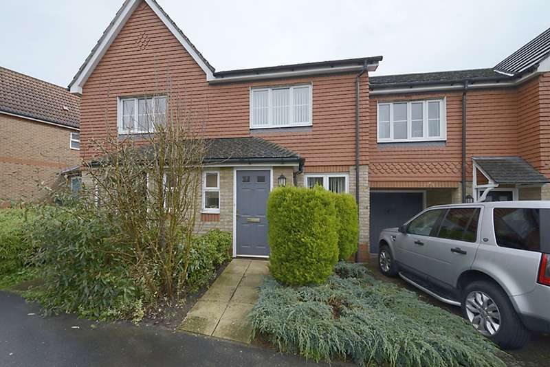 2 Bedrooms Terraced House for sale in Leonardslee Crescent, Newbury, Berkshire, RG14