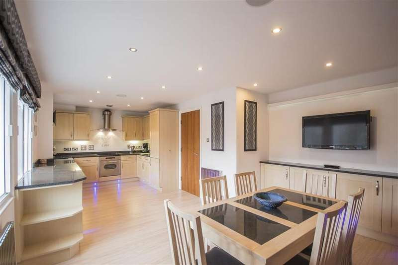 2 Bedrooms Duplex Flat for sale in 37 High Quays, City Road, Newcastle upon Tyne NE1