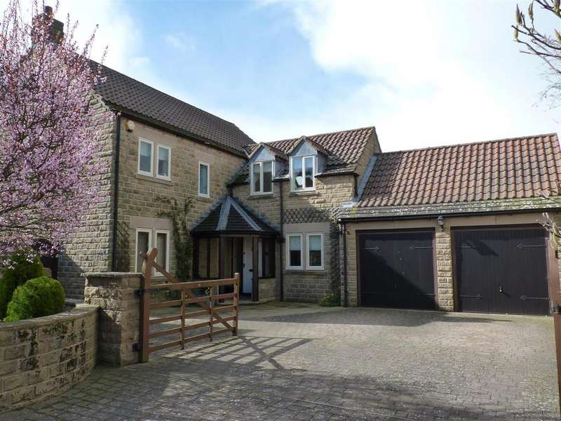 4 Bedrooms Detached House for sale in The Gables, Knaresborough