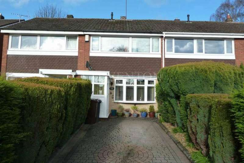 3 Bedrooms Town House for sale in Broadway, Finchfield, Wolverhampton