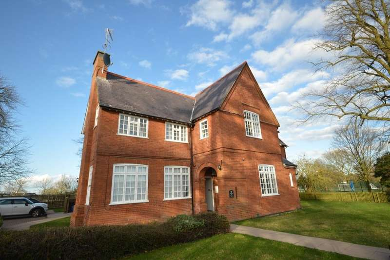 1 Bedroom Flat for sale in The Drive, Countesthorpe, Leicester, LE8