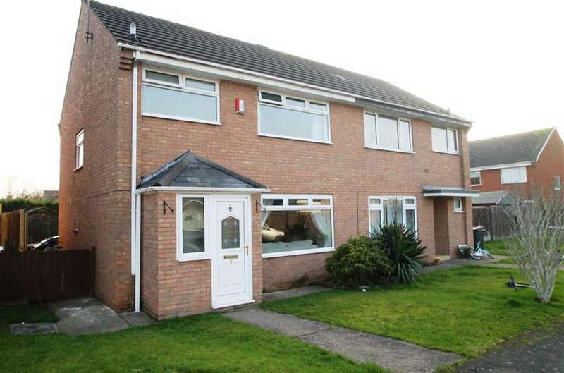 3 Bedrooms Semi Detached House for sale in Colinwood Avenue, Broughton