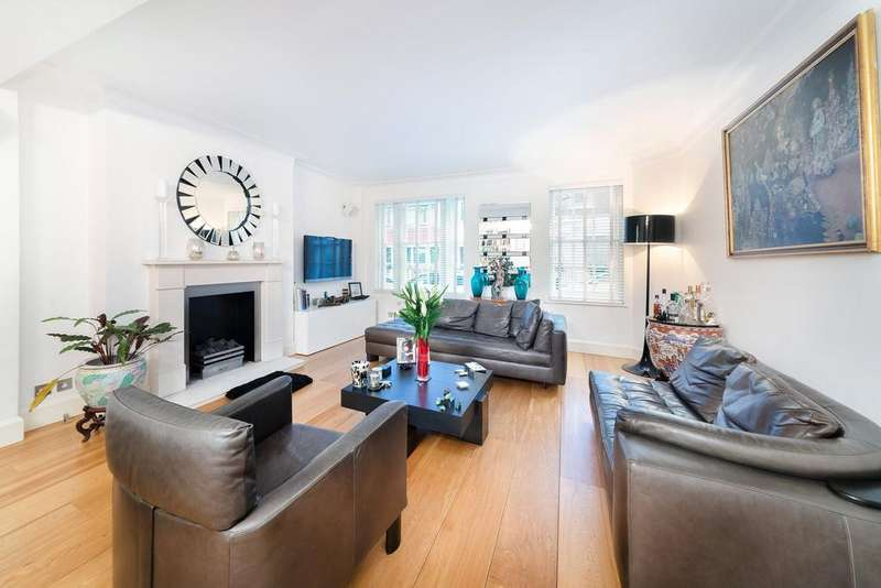 2 Bedrooms Flat for sale in New Cavendish Street, London