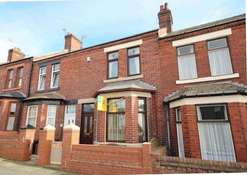 2 Bedrooms Terraced House for sale in 94 Blake Street, Barrow-In-Furness