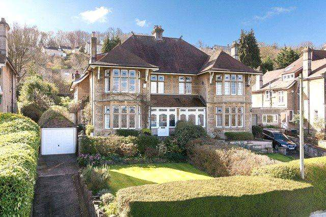 5 Bedrooms Semi Detached House for sale in Englishcombe Lane, Bath, BA2