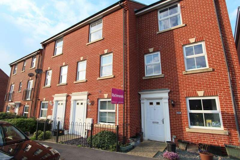 4 Bedrooms Town House for sale in Whites Way, Hedge End SO30