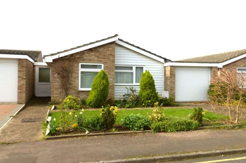 2 Bedrooms Detached Bungalow for sale in Chagford Close, Devon Park, Bedford, MK40