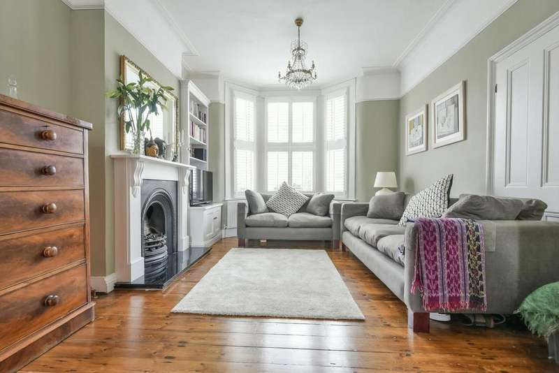 4 Bedrooms Terraced House for sale in Herschell Road, Forest Hill, SE23