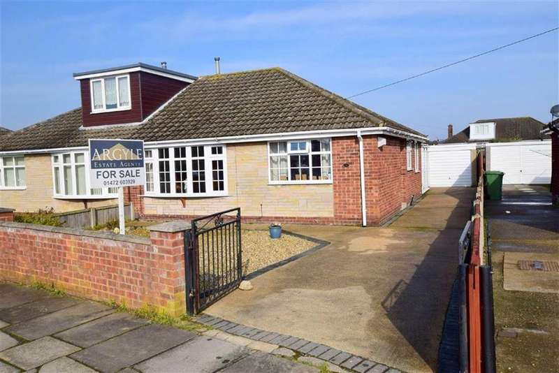 3 Bedrooms Semi Detached Bungalow for sale in Irby Court, Cleethorpes, North East Lincolnshire