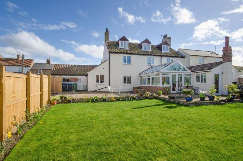 6 Bedrooms Unique Property for sale in North End, Raskelf, York